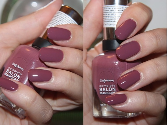 Sally Hansen lak za nokte-360 Plums The Word