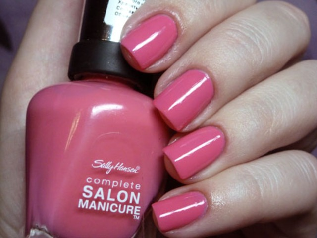 Sally Hansen lak za nokte-520 Shrimply Divine