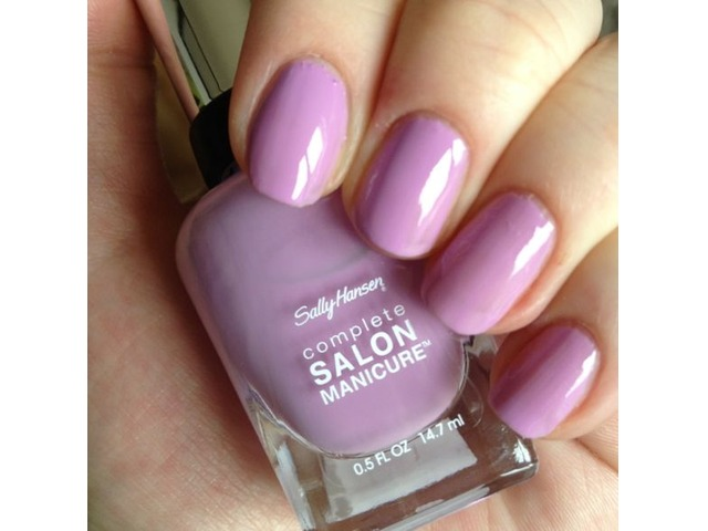 Sally Hansen lak za nokte-406 Purple Heart