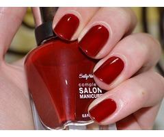 Sally Hansen lak za nokte-610 Red Zin