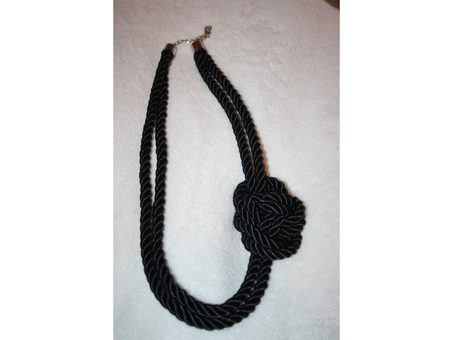 ReadyForSpring Silk Necklace