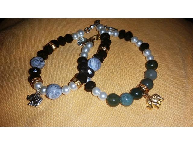 Happy bracelets:D