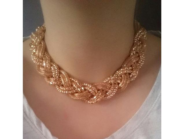 zlatna ogrlica