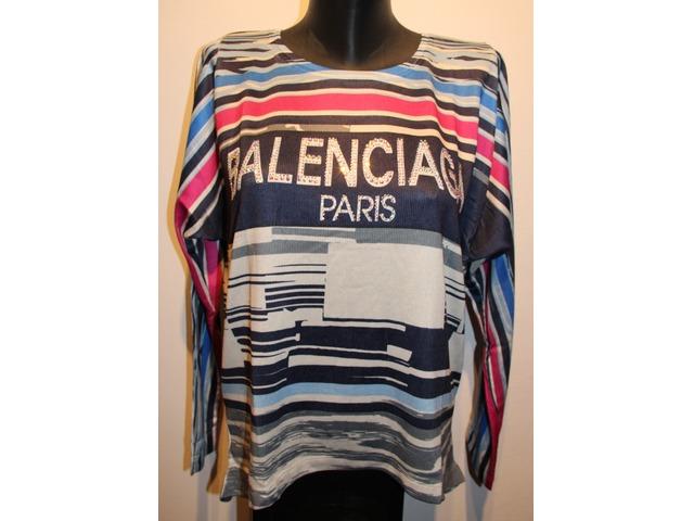 Balenciaga pulover S-M