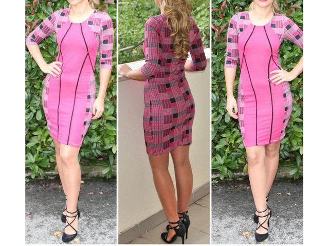 Prekrasna like Burberry haljina
