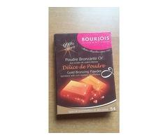Bourjois Gold Bronzing Powder