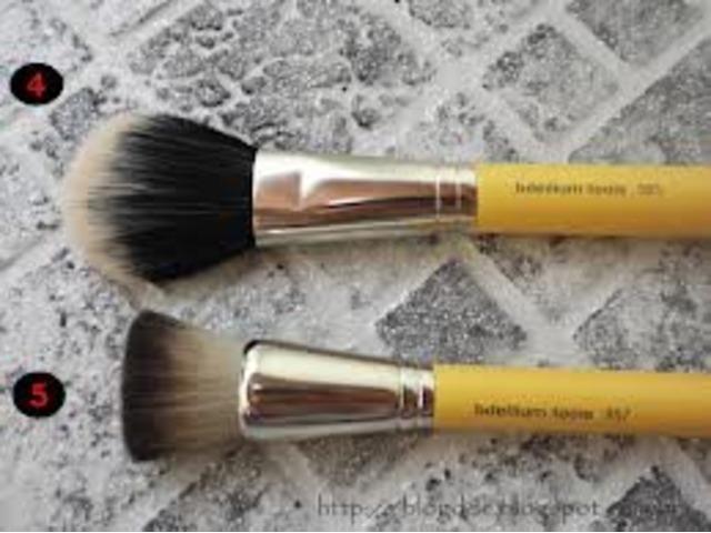 Bdellium Tools 985 Duet Fiber kist