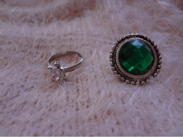 Lot prstenja, povoljno :)