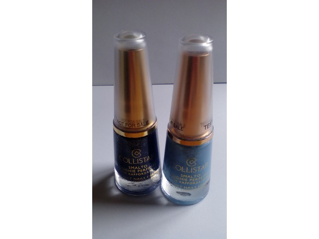 Collistar perfect nails enamel