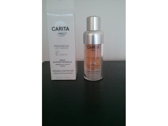 Carita Progressif lift fermete genesis of youth serum 30ml