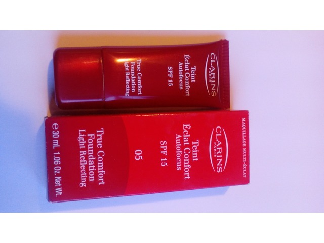 Clarins,True comfort foundation