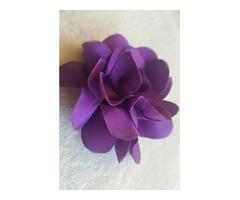 NOVI Cvijetni broš-ukosnica