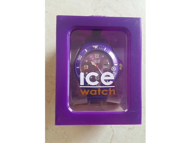 NOVI Ice ljubičasti sat
