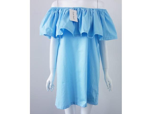 Nova haljina sa volanom