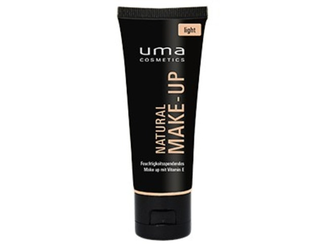 Tekući puder natural makeup 01 light