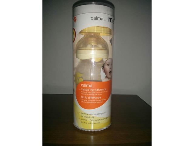 Medela Calma - inovativan sisač s bočicom 150 ml