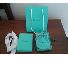 Tiffany Infinity srebrni prsten