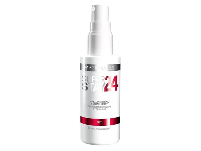 Maybelline Superstay 24h Setting Spray - Fiksator za šminku