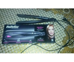 Pegla babyliss wet and dry diamond+poklon sprej za kosu