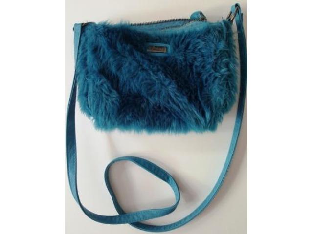 krznena torbica