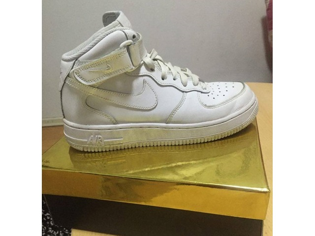 NOVE NIKE AIR FORCE-ORIGINAL