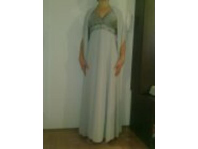 Svečana duga haljina + POKLON torbica