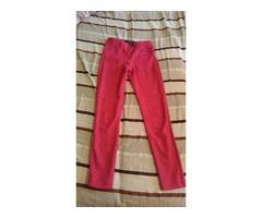 pinky hlače