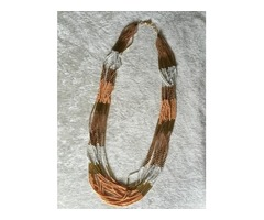 Ogrlica, nježne boje