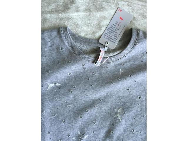 Majica dugih rukava, sivo