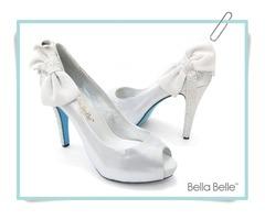 Prekrasne kožne svadbene cipele!