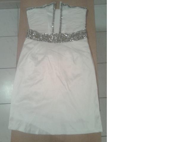 ADC Bijela haljina By Espirt