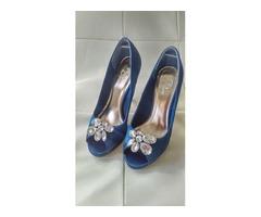 Elegantne plave cipele