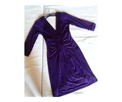 NOVA ljubicasta haljina