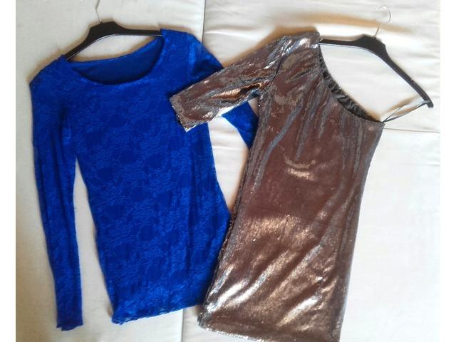 LOT kratkih haljina