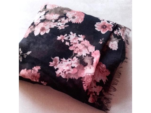 Marama/sal Calliope sa cvijetnim uzorkom *novi