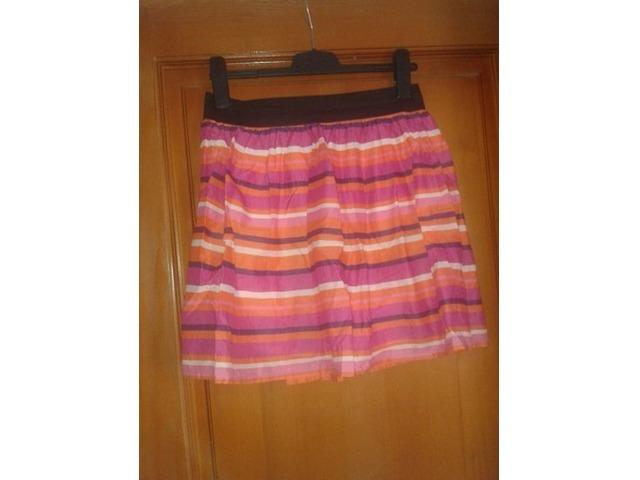 Šarena ljetna suknjica vel M