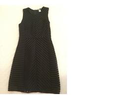 H&M kratka crna haljina