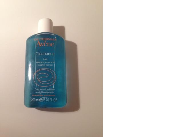 Avene Cleanance gel za čišćenje lica