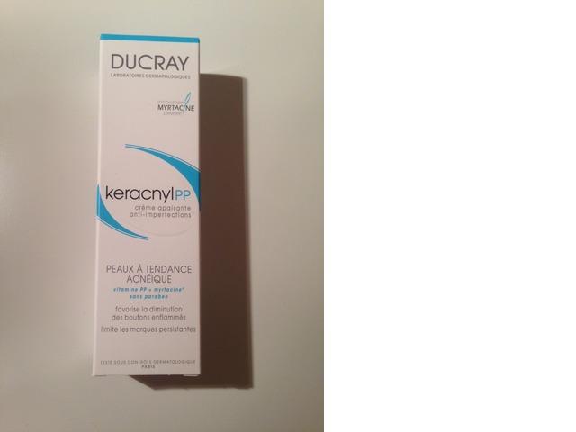 Ducray Keracnyl PP krema