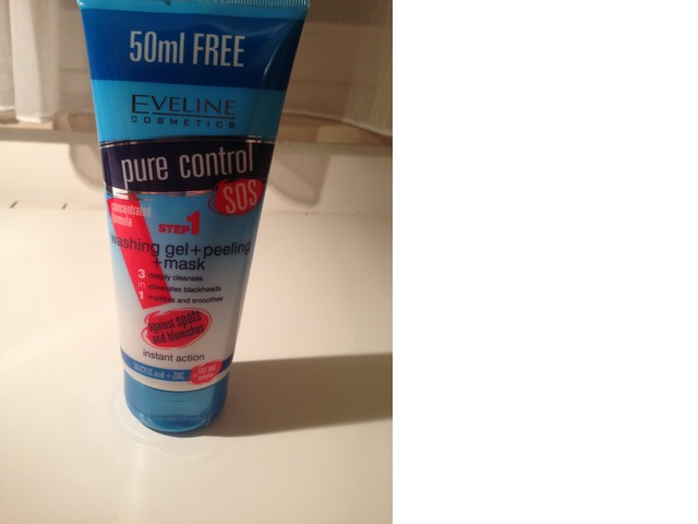 Eveline Pure Control SOS WASHING GEL