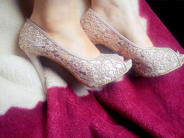 Čipkaste cipele
