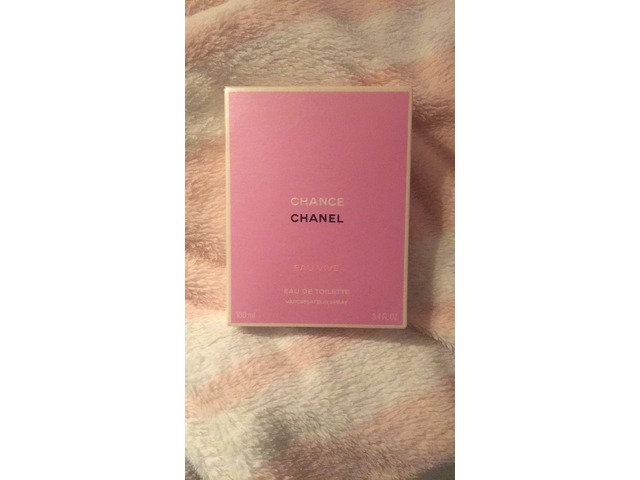 Chanel Chance 100ml original!!
