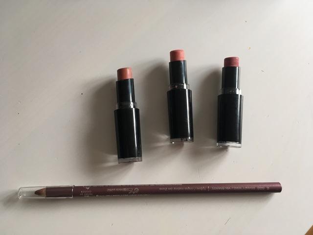 LOT Wet n wild ruževi + olovka za usne