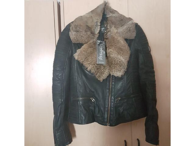 Mladenačka biker jakna benda Maze
