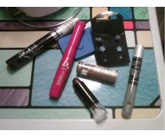 Lot kozmetike plus naušnice
