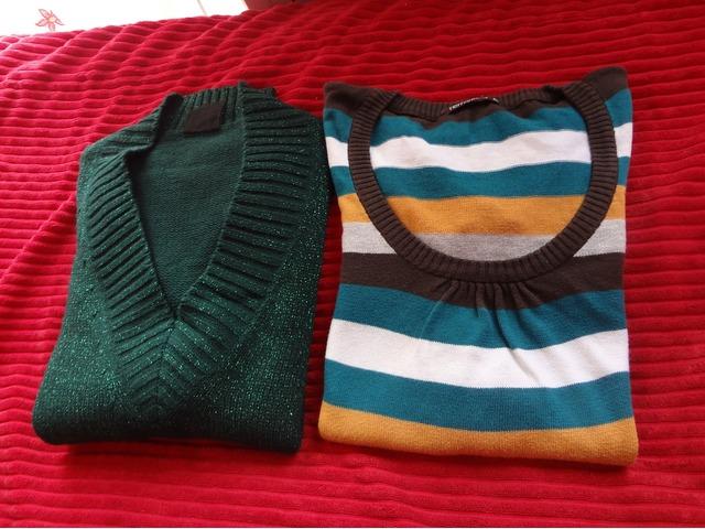 Lot pulovera, M veličina :)