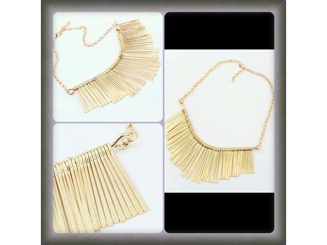 Nova zlatna ogrlica
