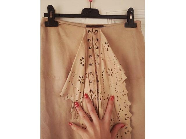 Vintage boho suknja