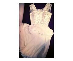 Svečana bijela haljina (vjenčanica)