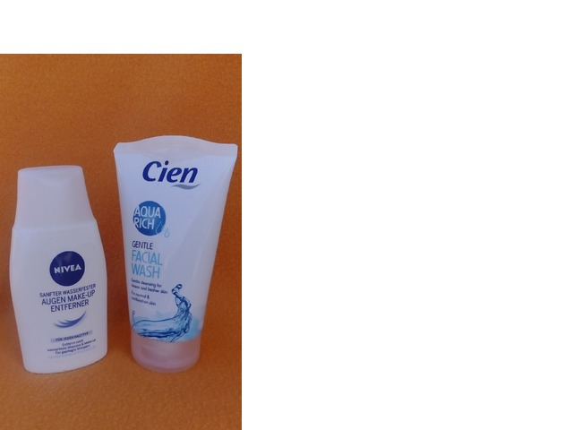 Nivea + Cien proizvodi